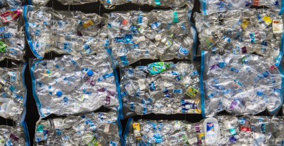 ExxonMobil Tests Advanced Recycling of Plastic Waste